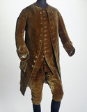 Theatrical costume ensemble: 18th century