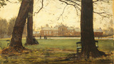 Kensington Palace: 19th century