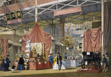 The Great Exhibition, North Germany Exhibit 1852