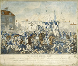 Peterloo Massacre: 19th century