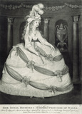 Her Royal Highness Caroline Princess of Wales: 1795