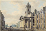 St George's Church, Hanover Square: 18th century