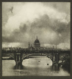 St Paul's Cathedral and Waterloo Bridge: c. 1900-1909