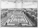 Golden Square: 18th century