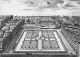 Leicester Square: 18th century