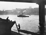 Southwark, an early morning view: 20th century