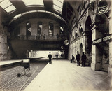 The completed interior of Paddington Station: 1866-1870
