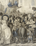 Detail The Westminster Election: 1788