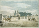 Westminster Bridge: 1792