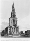 Christ Church, Spitalfields: 1811