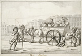 Pea Cart: 18th century