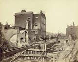 Tunnel Construction, Praed Street: 1866-1868