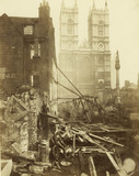 Clearing the site for the District Railway: 1866-1869