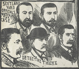 Scotland yard officials watching the case: 1898