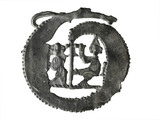 Late Medieval Pilgrim badge St. Thomas Becket