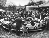 Hampstead Heath Fair, Easter: 1954