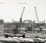 Thames Riverscape showing Brewers Quay: 1937