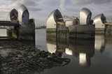 The Thames Barrier; 2006