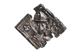 Pilgrim badge of St. Thomas Becket; late Medieval
