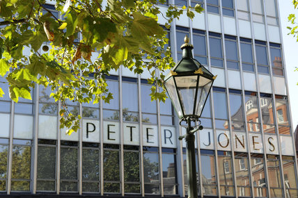 Peter Jones Sloane Square; 2009