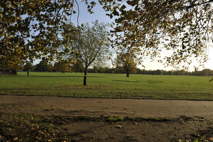 Clapham Common; 2009