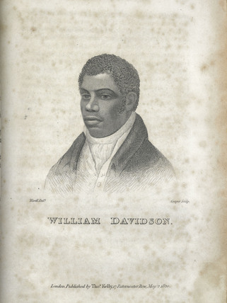 William Davidson; 1820