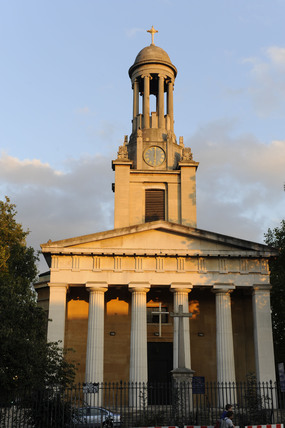 St. Marks Church; 2009