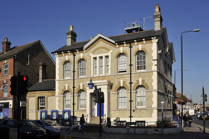 The Police Station in Penge; 2009