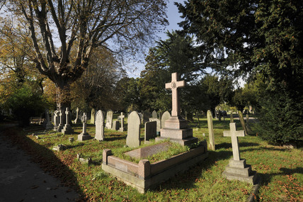 Ladywell Cemetery; 2009