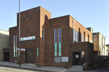 The Mosque in Bexley High Street; 2009