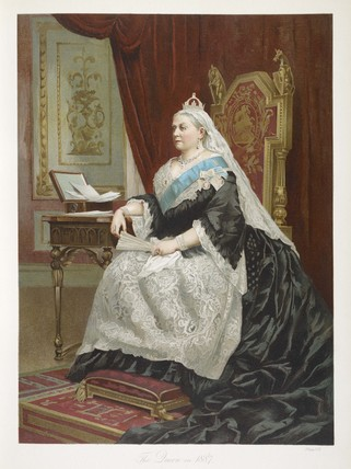 Queen Victoria, 'Her Majesty's Glorious Jubilee'; 1897
