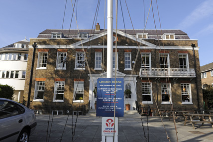The London Corinthian Sailing Club, Linden House;  2009
