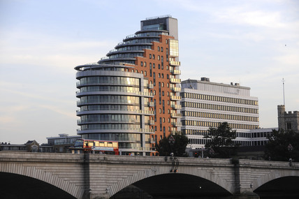 Putney Bridge: 2009