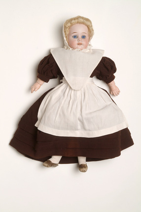 A charity school doll; 1903