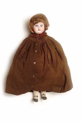 Charity school doll ; 1903