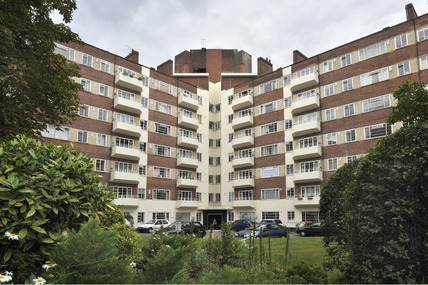 Northwood Hall flats; 2009