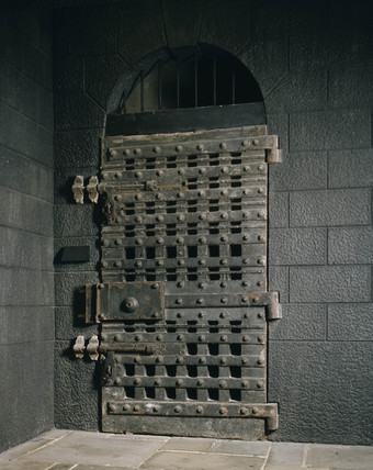The Debtors' Door, Newgate Prison.