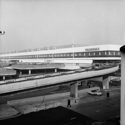 Heathrow's Terminal 1: c.1969