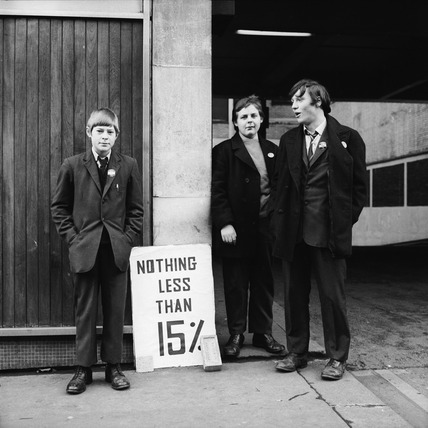 Post office strike: 1978