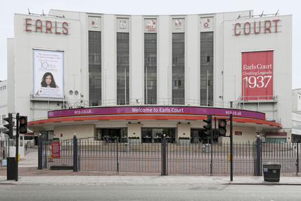 Earls Court Exhibition Centre; 2009