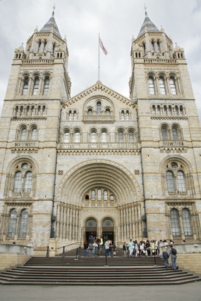 The Natural History Museum; 2009