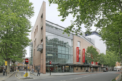 Sadler's Wells Theatre; 2009
