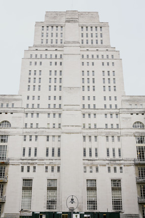 Senate House Library; 2009