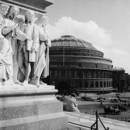 The Royal Albert Hall; 1964