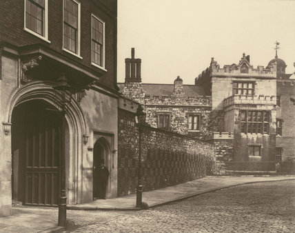 Charterhouse - General View.1880