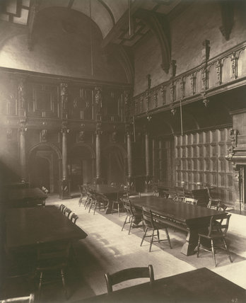 Charterhouse - Great Hall; c.1880