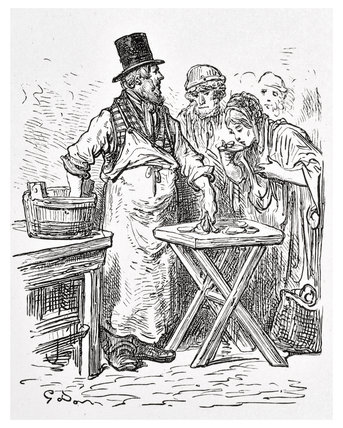 The Oysterman: 1872
