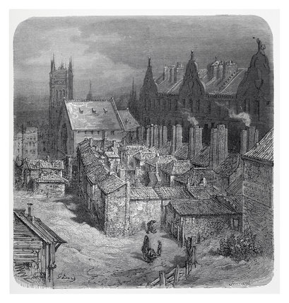 The Devil's Acre - Westminster: 1872