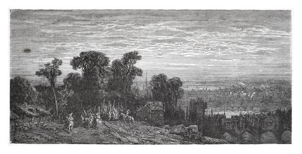 Hampstead Heath in the olden time: 1872