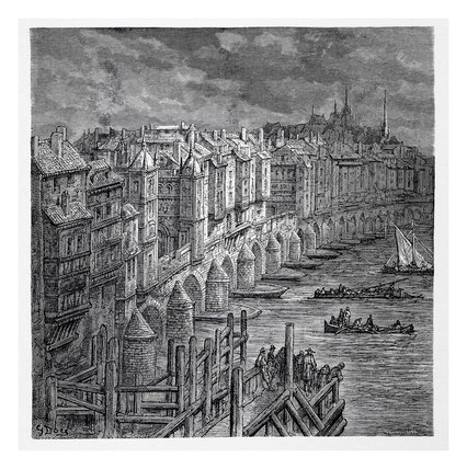 London Bridge: 1694